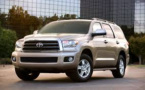 box car toyota toyota sequoia full size suv sequoia wallpapers and information