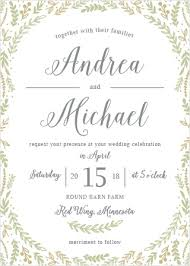 winter wedding invitations winter wedding invitations match your color style free