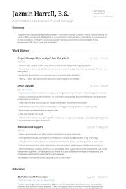 How To Put Data Entry On Resume Collection Of Solutions Data Entry Sample Resume With Form