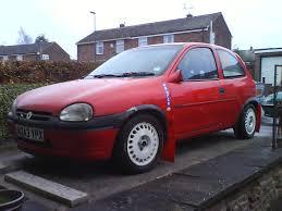 opel rally car 1 4 16v sri road rally car corsa b uk vauxhall opel and