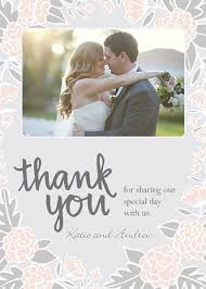thank you wedding cards save the date thank you cards dallas fort worth wedding