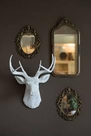 the 25 best faux deer head ideas on pinterest white deer heads