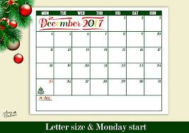 christmas calendar december 2017 christmas calendar christmas printable
