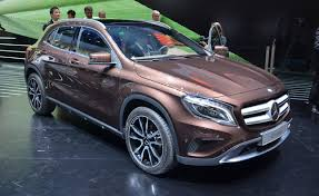 mercedes suv range mercedes gla250 expands suv range to five autoguide com