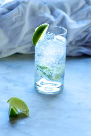 vodka tonic lemon salt u0026 sparkle home lime ice spirit g u0026t