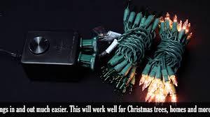 christmas light fader demonstration youtube