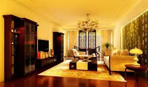 download yellow walls in living room home intercine