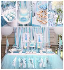 frozen sweetly chic events u0026 design