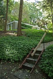 philip johnson s first residential project hits the market for 1 the home is considered a precursor to the glass house sharing many of the same modernist principles open floor plans seamless circulation
