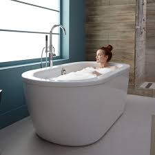 cadet freestanding tub  american standard with bathtubs  cadet freestanding tub  arctic from americanstandarduscom