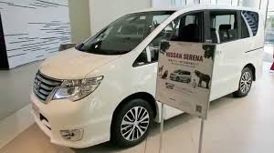 nissan hybrid 2016 the new 2016 nissan serena s hybrid interior exterior walk around