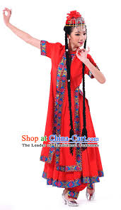 discount costumes xinjiang folk costume wholesale clothing discount