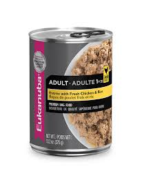 eukanuba entre e fresh chicken and rice canned dog food png sfvrsn u003d0