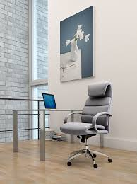 amazon com zuo modern lider comfort office chair gray kitchen