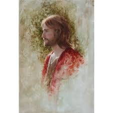 lds paintings of christ 144 best the christ images on lds art lds template