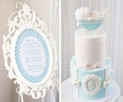 kara u0027s party ideas sign cake from a little prince baby shower