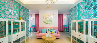 experience happy skin hq in virtual reality