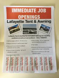 Lafayette Tent And Awning Landin Miller L Miller077 Twitter