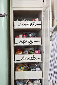 storage ideas for kitchens 17 diy kitchen organizer ideas for a careful live diy