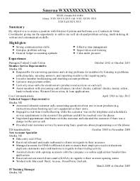 Accounts Receivable Resume Templates Accounts Payable And Receivable Resume