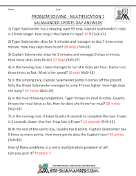 5th grade math problem solving math word problems for
