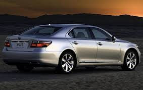 2009 lexus ls 460 awd 2009 lexus ls 600h l information and photos zombiedrive