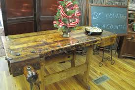 antique kitchen island table antique kitchen island table