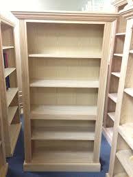 Unfinished Bookshelves by Unfinished Pine Bookshelves Home Decorating Ideas U0026 Interior Design