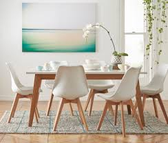 Beach Dining Room Sets by Frieda Dining Table 160x90cm In Oak White 699 Freedomaw15