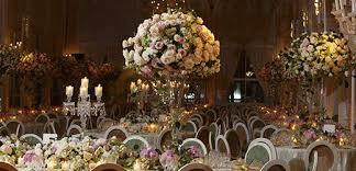 d coration florale mariage l importance de la décoration florale pour votre mariage
