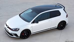 volkswagen gti modified 2016 volkswagen gti clubsport edition 40 locking diff slicks