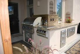 outdoor kitchen denver landscape connection