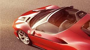 ferrari coupe 2017 2017 ferrari j50 interior and exterior review youtube