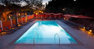 wine country hotel napa boutique hotel the pools
