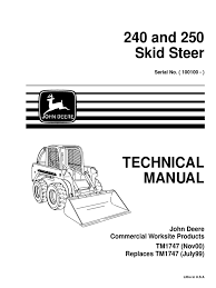 john deere 325 skid steer parts manual the best deer 2017