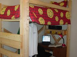 add a closet rod to your loft bed op loftbed