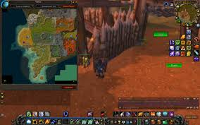 World Of Warcraft Map Nostalrius Begins Quality Wow Vanilla Realm 1 12 U2022 View Topic