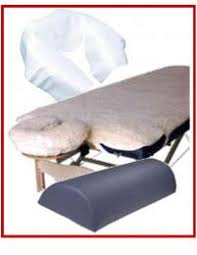 massage table decorative covers flowy massage table bolster f95 on creative home decor inspirations
