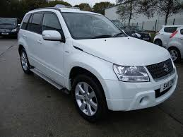 used suzuki grand vitara 2011 for sale motors co uk