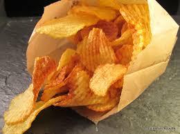 cuisine en bouche chips maison le de cuisine en bouche