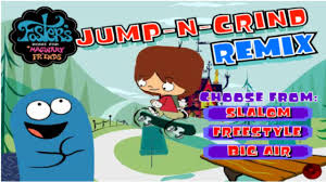 foster s home for imaginary friends cartoon network games foster u0027s home for imaginary friends jump