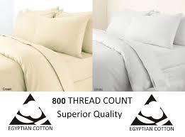 800 Thread Count Sheets King Egyptian Cotton 800 Thread Flat Bed Sheet Bed Linen Linenstar