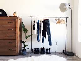 diy x clothing rack tautmun
