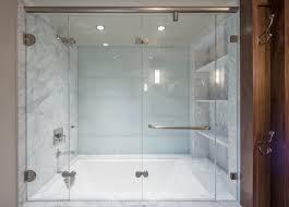 Folding Shower Door Tri Fold Shower Door Looks Like It Doesn T A Bottom Track