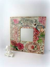 Handmade Home Decor 2416 Best Decoupage Vintage Y Shabby Chic Images On Pinterest