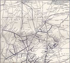 Louisville Map 1958 L U0026n Railroad System Map