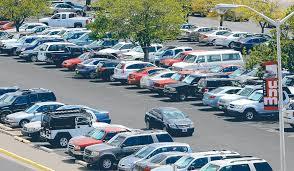 Unm Campus Map Unm Seeks Solutions To Parking Problems Albuquerque Journal
