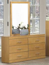 Mirrored Nightstands Cheap Dresser Furniture Design Ideas With Brown Plywood Drawers Aluminum