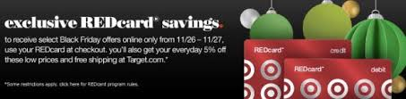 target black friday deals online target com redcard holders early black friday deals
