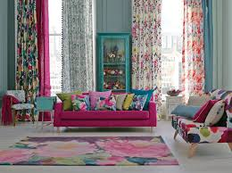 Best  Mismatched Sofas Ideas On Pinterest Living Spaces Rugs - Colorful living room sets